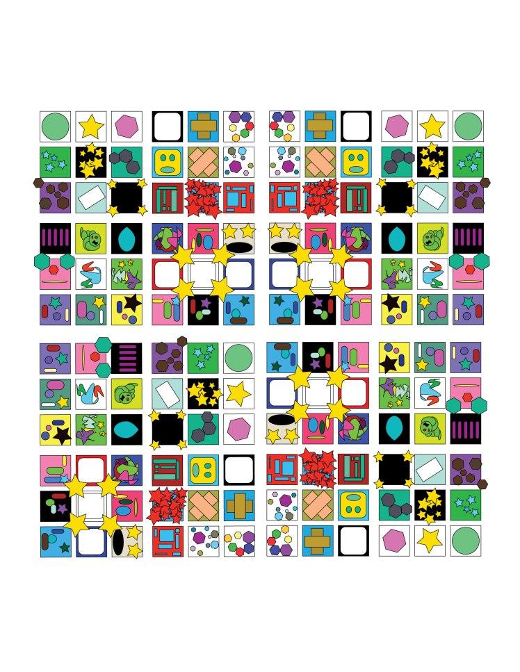 Color-Grids